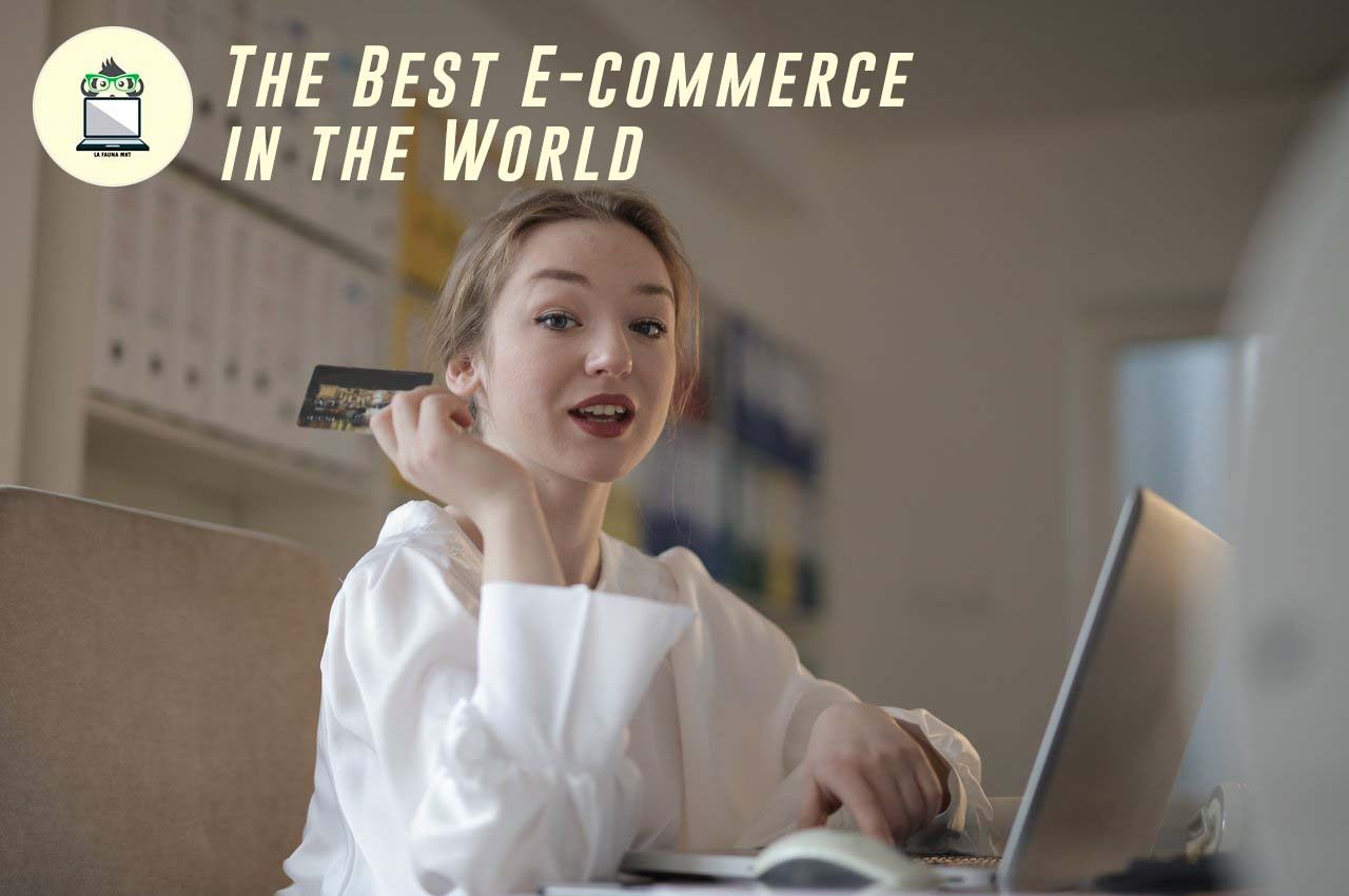 The best e-commerce in the world - Portada
